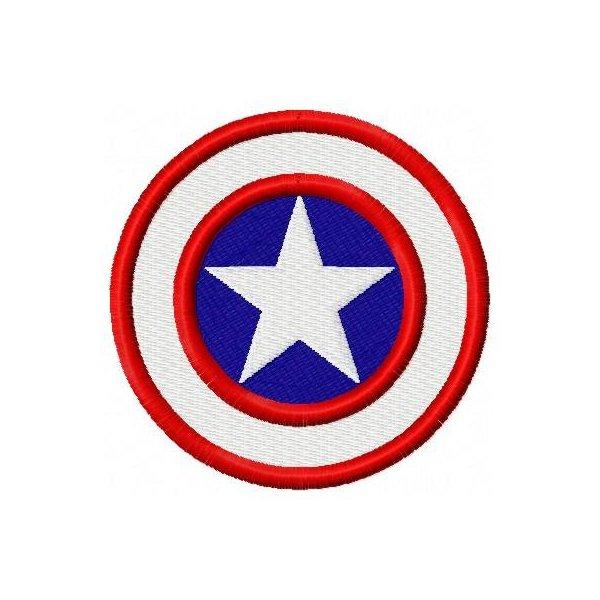 Escudo Capitão América 1