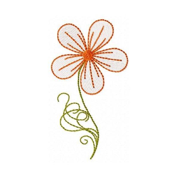 Floral 45