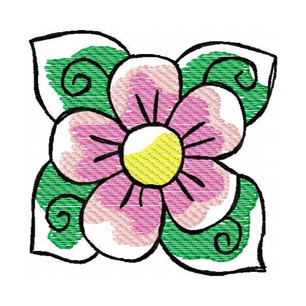 Floral 47 Vazada