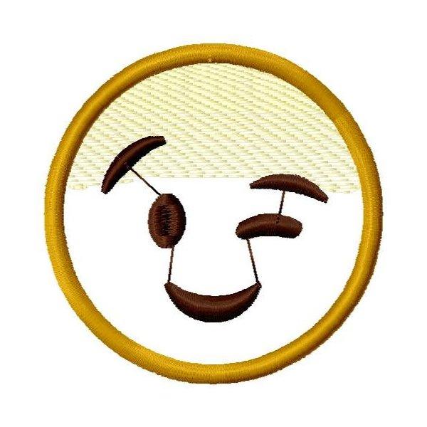 Carinhas Smiles Aplique 01