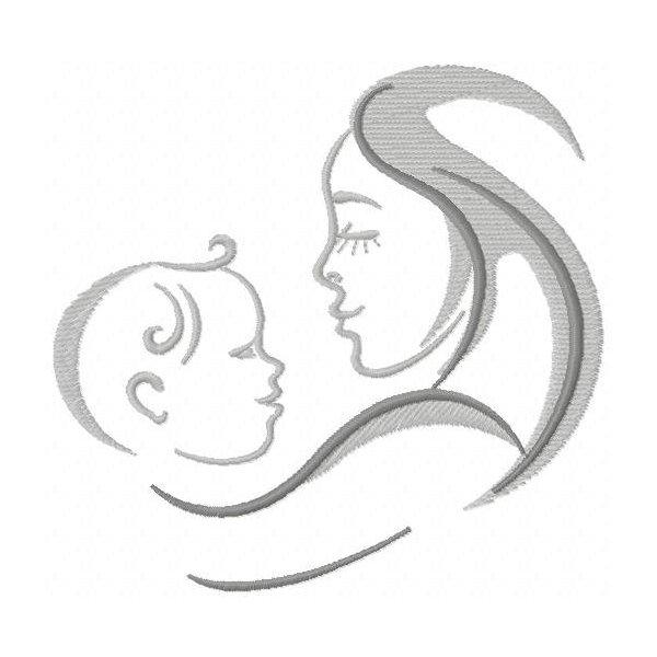 Mãe com Bebê 2