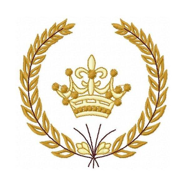 Raminho 12 Coroa