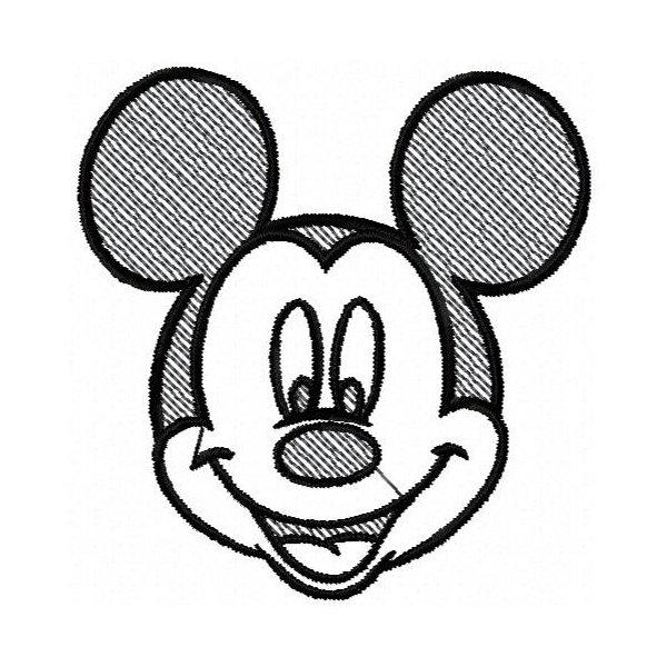 Cabeça Mickey 1 Vazada
