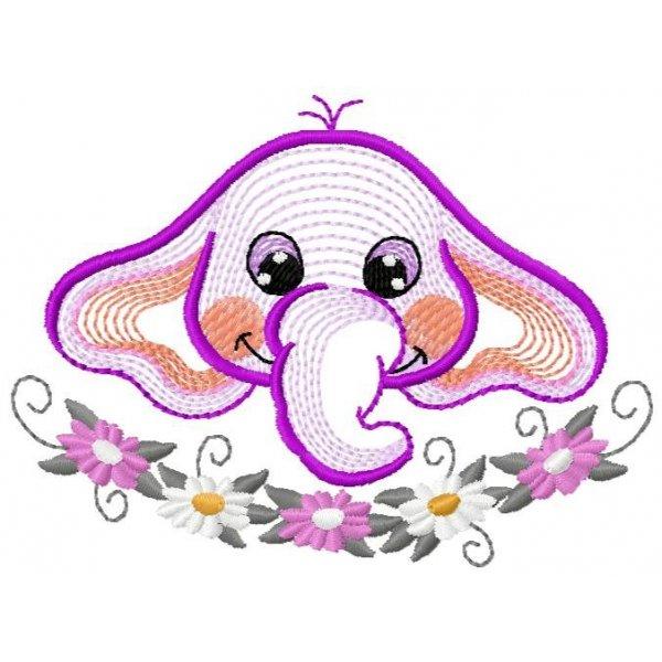 Neon Elefante Baby 01