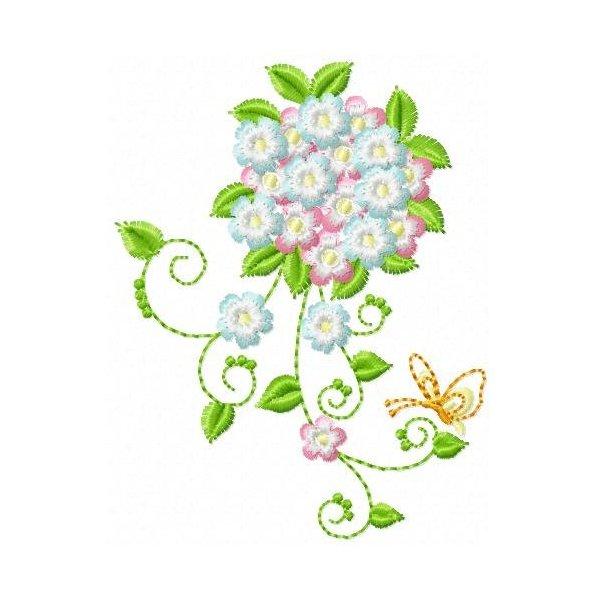 Floral Delicadinha 01