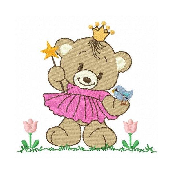 Ursinho 31 Princesa