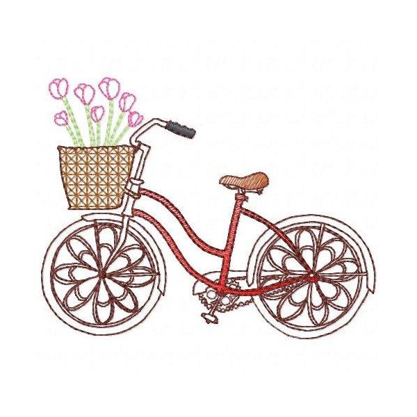 Bicicleta 5 Colorwork