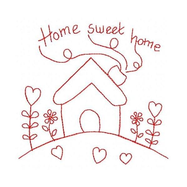Redwork Home 2