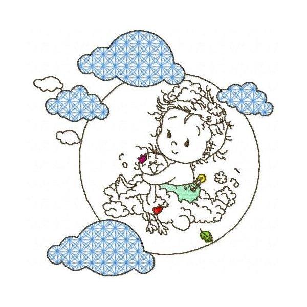 Bebê Colorwork 5