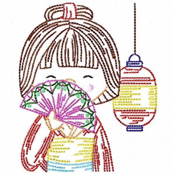 Oriental Colorwork 1