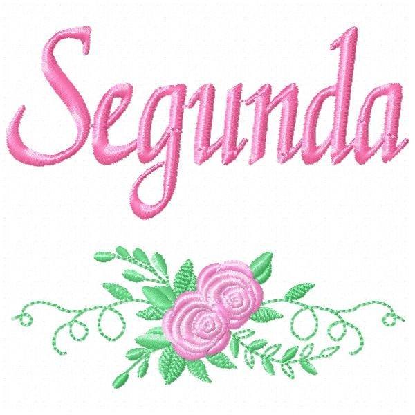 Semaninha Rosely 01