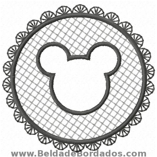 Crivo 5 Mickey