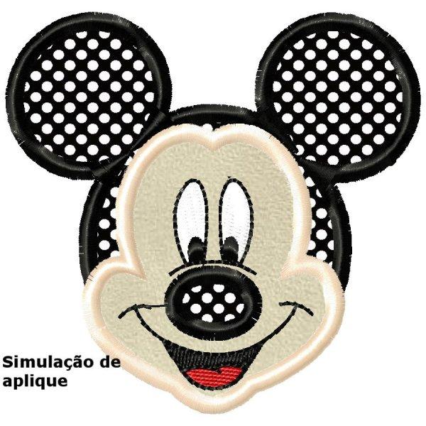 Mickey Aplique 1