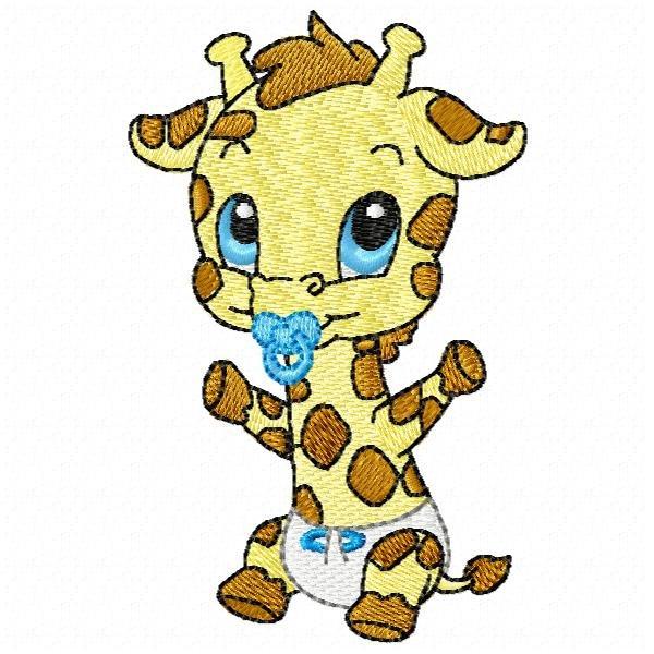 Animais Cute Baby 01