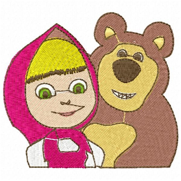 Masha e o Urso 2