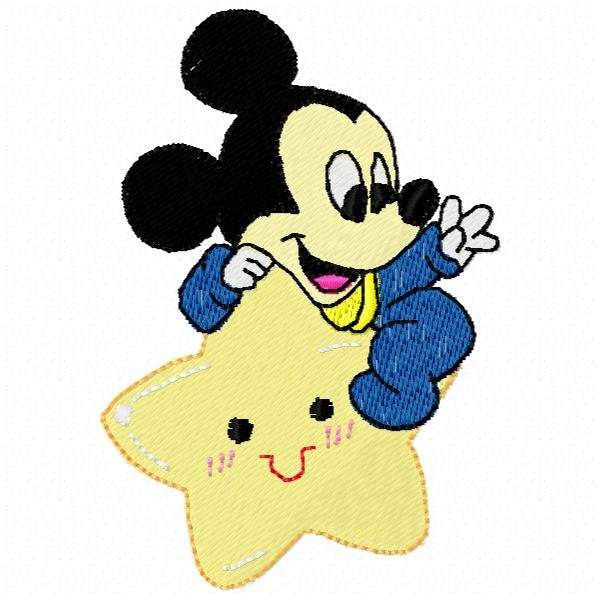 Mickey Baby 2