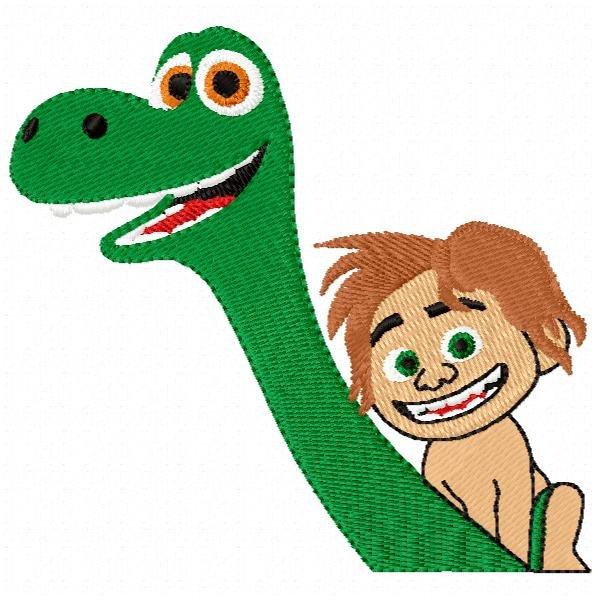 O Bom Dinossauro 1