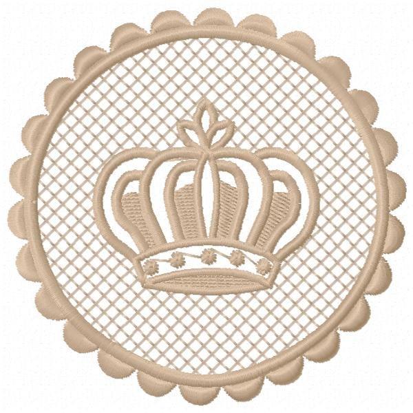 Crivo 9 Coroa