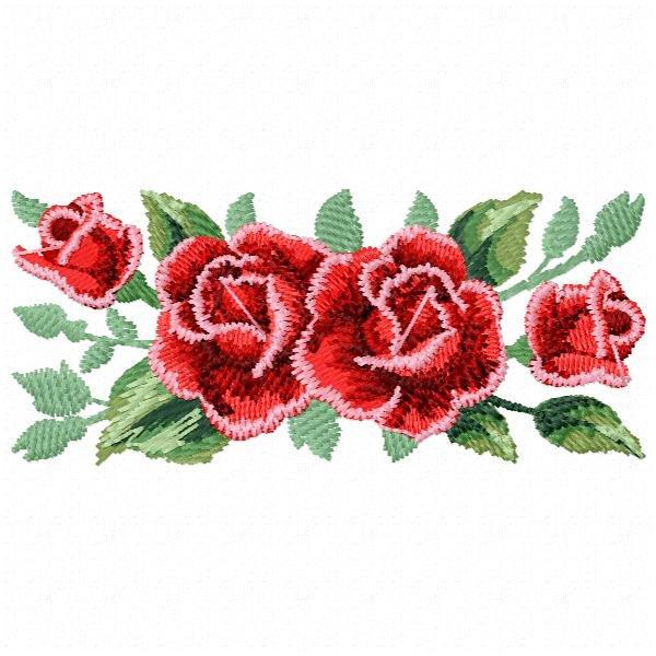 Floral 61 Rosa