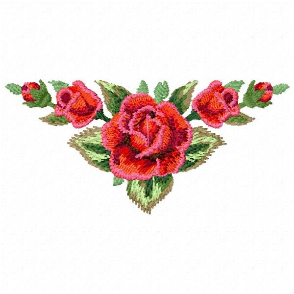 Floral 62 Rosa