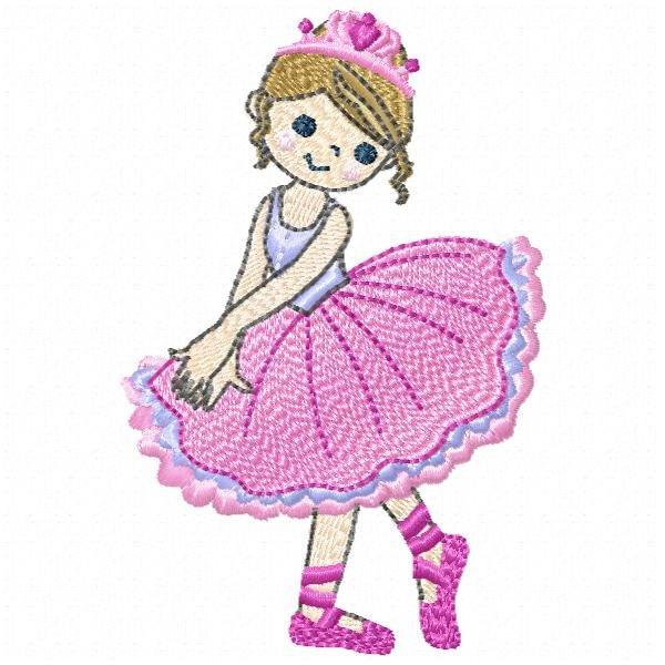 Bailarina Music 001