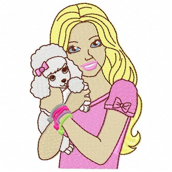 Boneca Barbie 2