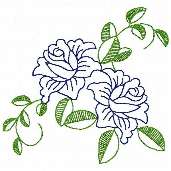 Floral 64 Rosa