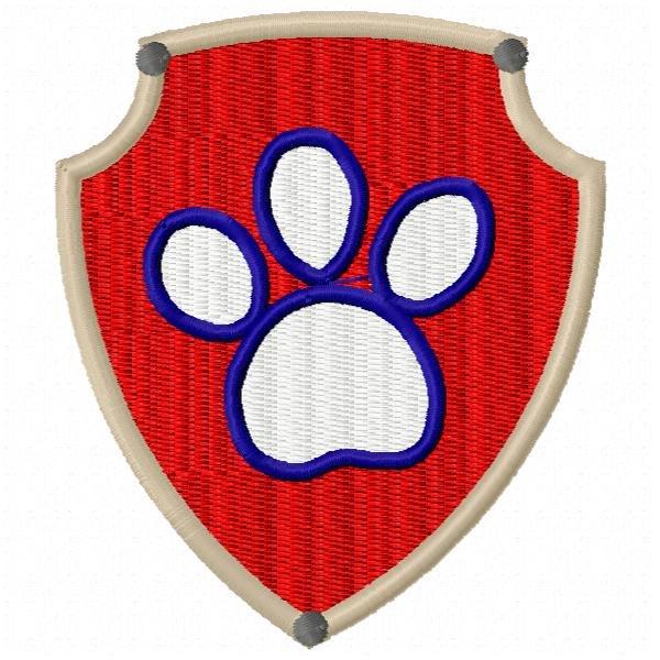 Patrulha Canina 2 Emblema