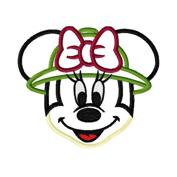 Disney Safari Aplique