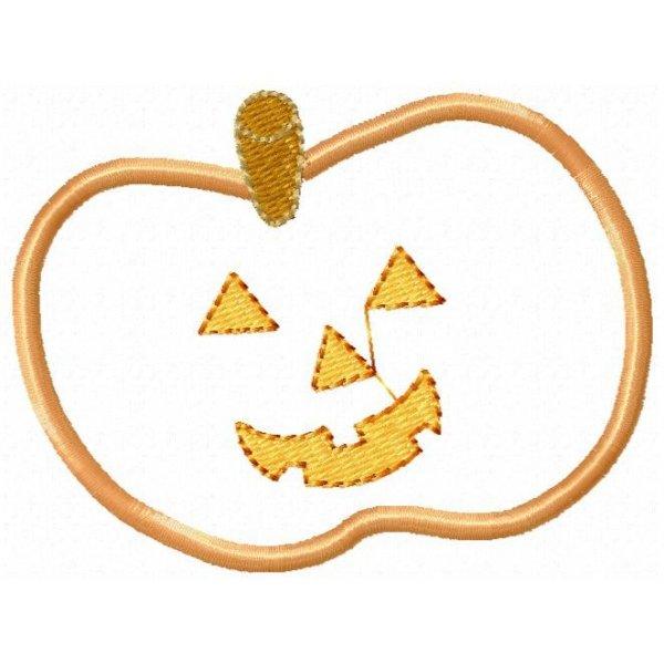 Halloween Aplique