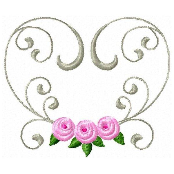 Floral Rosa Sensitive 001