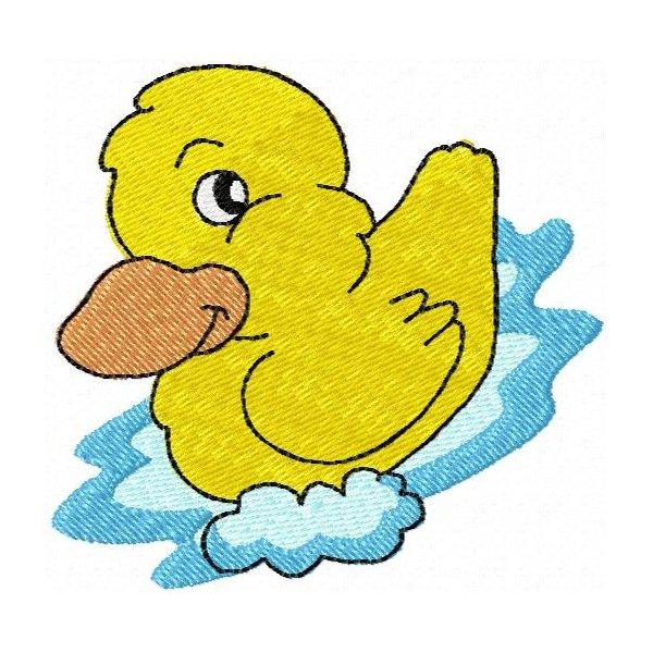 Hora do Banho Pato