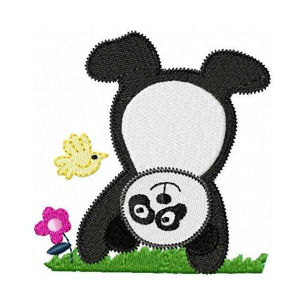 Panda Zigzag 001