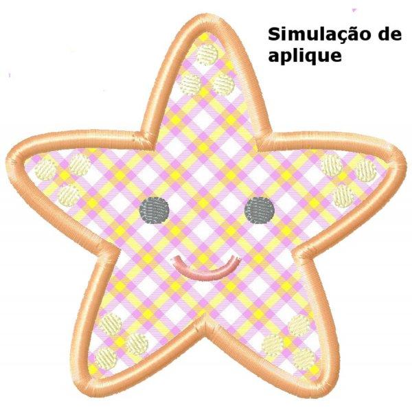Estrela Aplique 1