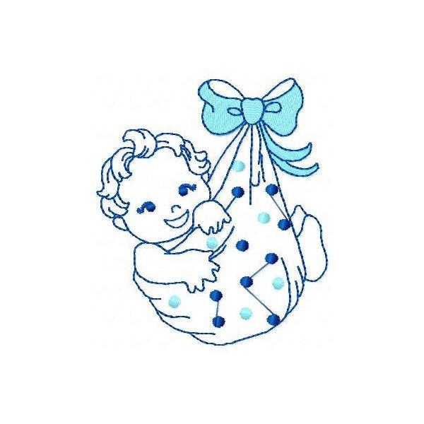 Bebê Colorwork 4